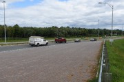 La bretelle d'accès à l'autoroute 40 par le... (François Gervais, Le Nouvelliste) - image 1.0