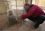«Il était vraiment joyeux et amusant. Aujourd'hui, il... (AFP, Youssef Karwashan) - image 2.0