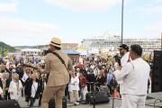 Après les discours d'usage, le public été invité... (Photo Le Quotidien, Yohann Gasse) - image 3.1
