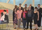 L'équipe du film d'AndréForcier venait présenter son film... (Le Soleil, Yan Doublet) - image 5.0
