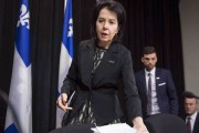 Le rapport d'enquête rendu public jeudi par Raymonde... (Archives La Presse canadienne) - image 3.0
