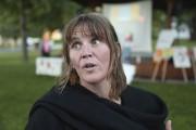 Sophie Labrie, responsable des communications au CALACS de... (Julie Catudal, La Voix de l'Est) - image 2.0