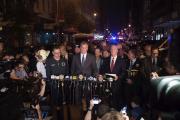 Aucune preuve de lien terroriste n'existe à ce... (Photo Bryan R. Smith, Agence France-Presse) - image 1.0