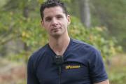 Christian Rioux fait partie des ambulanciers de Para-soins... (Photo Le Progrès-Dimanche, Michel Tremblay) - image 6.0