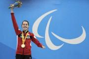 La Québécoise Aurélie Rivard a été nommée à... (AFP) - image 2.0