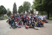 La marche de la paix a attiré plus... (Julie Catudal) - image 1.0