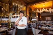 Stéphane Modat, chef de cuisine, Château Frontenac... (PHOTO GUILLAUME D. CYR, COLLABORATION SPÉCIALE, LA PRESSE) - image 2.0