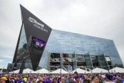 Le tout nouveau domicile des Vikings.... (Photo Brace Hemmelgarn, USA Today Sports) - image 1.0