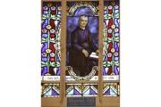 L'abbé Marcel Gill est représenté sur l'un des... - image 1.0