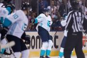 Leon Draisaitl a marqué le but de la... (Nathan Denette, La Presse canadienne) - image 3.0