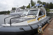 La Sûreté du Québec est mise à contribution... (Archives Le Quotidien, Gimmy Desbiens) - image 4.0