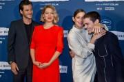 Gaspard Ulliel, Léa Seydoux, Marion Cotillard et Xavier... (Archives AP) - image 2.0