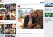 Le site Politico a publié une capture d'écran... (CAPTURE D'ÉCRAN FACEBOOK/POLITICO) - image 1.0