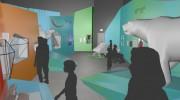 La nouvelle galerie présentera l'Arctique sous quatre thèmes:... (Musée canadien de la nature) - image 1.0