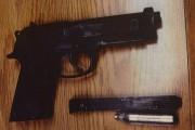 Ce pistolet a été utilisé par Alexis Vadeboncoeur... (François Gervais, Le Nouvelliste) - image 2.0