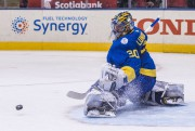 Le gardien de l'équipe suédoise, Henrik Lundqvist, a... (La Presse canadienne, Mark Blinch) - image 2.0