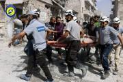 Les combats opposent les forces du régime du... (AP) - image 2.0