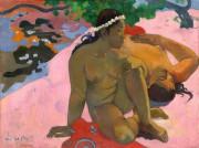 Paul Gauguin, Eh quoi, tu es jaloux? (No... (IMAGE FOURNIE PAR LE MUSÉE POUCHKINE) - image 2.0