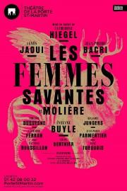 Les femmes savantes, de Molière, mettra en vedette... (ILLUSTRATION FOURNIE PAR LE THÉÂTRE DE LA PORTE SAINT-MARTIN) - image 4.0