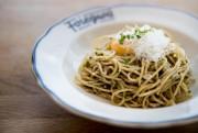 Le plat de spaghetti maison monté au beurre... (PHOTO MARCO CAMPANOZZI, LA PRESSE) - image 3.0