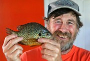 Roger Michaud est l'un des derniers pêcheurs commerciaux... (PHOTO ROBERT SKINNER, LA PRESSE) - image 2.0