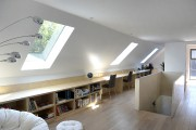 Ce vaste espace lumineux, à l'étage, est dominé... (Le Soleil, Jean-Marie Villeneuve) - image 5.0