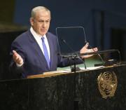 Le premier ministre israélien, Benyamin Nétanyahou... (Photo Seth Wenig, AP) - image 1.0