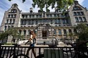 McGill a perdu quelques petits rangs dans le... (Archives La Presse, Patrick Sanfaçon) - image 1.0