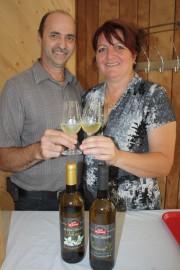 Jocelyn Verville et sa conjointe Diane ont créé... (La Tribune Yanick Poisson) - image 1.0