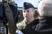 Le colonel Darcy Molstad a rappelé que le... (Photo Le Quotidien, Rocket Lavoie) - image 1.0