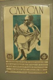 Cette affiche au look rétro témoigne de la... (Photo Le Progrès-Dimanche, Yohann Gasse) - image 4.1