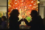 Les visiteurs ont pu déambuler de galerie en... (Le Soleil, Jean-Marie Villeneuve) - image 2.0