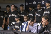 Le président des Marlins, David Samson, a versé... (Photo Gaston De Cardenas, AP) - image 3.0