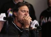 Le gérant Don Mattingly était très émotif.... (Photo Robert Mayer, USA TODAY) - image 3.1