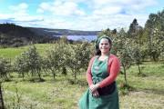La propriétaire de La vieille ferme, Carmen Tremblay,... (Photo Le Quotidien, Rocket Lavoie) - image 2.0