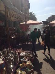 Photo prise au Caire, en Égypte, en janvier... (Photo fournie par Mathieu Holubowski) - image 5.0