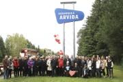 Saguenay (Jonquière) Arvida présentation de l'enseigne... (Photo Le Quotidien, Yohann Gasse) - image 4.0