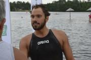 Le nageur sherbrookois Xavier Desharnais pourrait être appelé... (Archives, Le Quotidien) - image 1.0