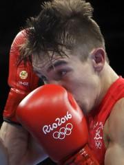 Le boxeur irlandais Michael John Conlan... (AP, Frank Franklin II) - image 2.0