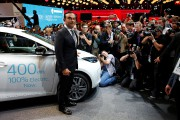 Nissan n'a pas montré la future Leaf au... - image 7.0