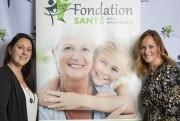 Caroline Hubert, directrice générale de la Fondation Santé... - image 10.0