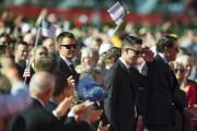 Le Suédois Henrik Stenson et le Britannique Justin... (AFP, Jim Watson) - image 4.0