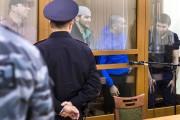 Dans un tribunal de Moscou où se pressaient... (photo Pavel Golovkin, AP) - image 1.0
