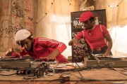 Mamoudou Athie et Shameik Moore dans The Get Down,... (Photo David Lee, archives La Presse Canadienne) - image 3.0
