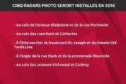 Vingt nouveaux radars photo seront installés aux feux rouges à Ottawa, d'ici la... - image 2.0