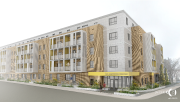 Les futures Habitations Durocher... (Illustration fournie par Lafond Côté Architectes) - image 2.0