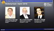 Lauréats du prix Nobel de chimie 2016: Jean-Pierre... (AFP, Jonathan Nackstrand) - image 2.0