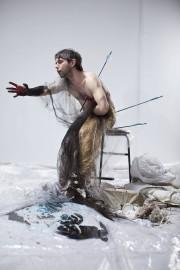 David Rancourt dans Les caveaux... (Mathieu Doyon) - image 3.0