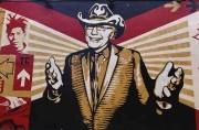 Le fondateur de Wynwood Walls Tony Goldman vu... (AFP, Rhona Wise) - image 1.0