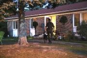 Les policiers ont fait appel au maître-chien de... (La Voix de l'Est) - image 1.0